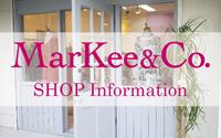MarKee Shop インフォメーション